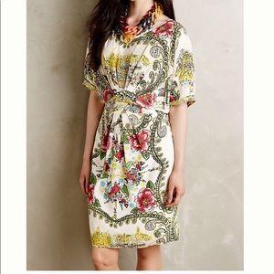 Anthropologie Collette Dinnigan Silk Dress NWOT
